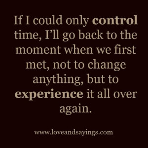 When We First Met Quotes