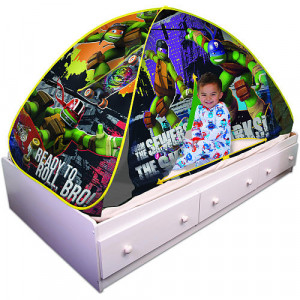 Teenage Mutant Ninja Turtles Bed