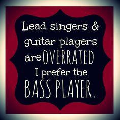 bass player joke cartoon