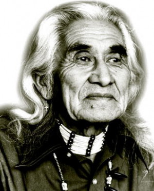 Chief Dan George (Lone Watie): I didn't surrender, but they took my ...