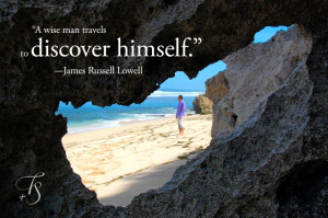 "... ."" ― James Russell Lowell. Photo: Balinese beach. © Travel+Style"