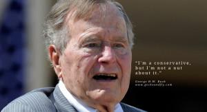 George Bush Quotes HD Wallpaper 2