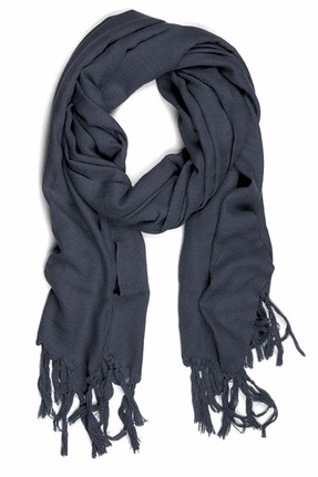 Charcoal Scarf: LoveQuotes Scarves Love Quotes Linen Knotted Fringe ...