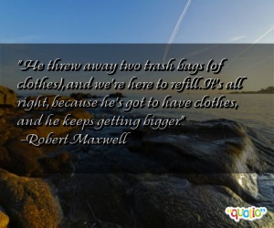 Refill Quotes
