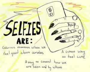 Selfies and Narcissism Quotes