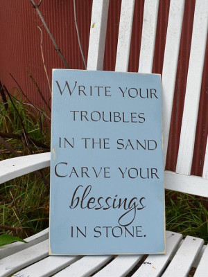 Write your troubles in the sand beach themed by GrabersGraphics, $32 ...