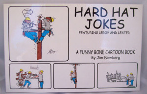 ... jokes a cartoon book with lineman cartoons item # n021 hard hat jokes