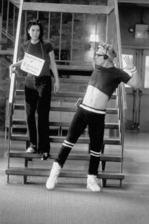 Still of Sandra Bullock and Alan Tudyk in 28 Days (2000)