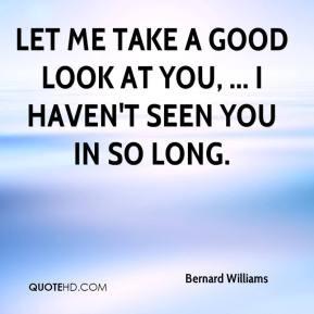 Bernard Williams Quotes