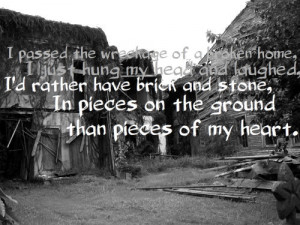 Brantley Gilbert Song Quotes Lie baby lie - brantley