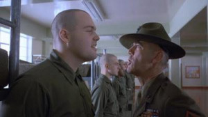 Private Pyle & Sergeant Hartman: A love story for the ages