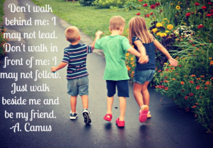 ... being a true friend means accepting someone being a good parent quotes