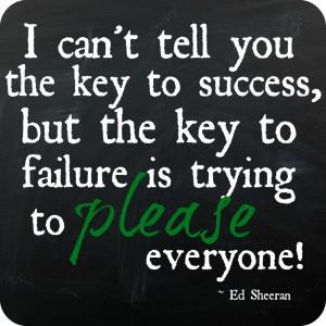 Monday Motivation: The Key to Success