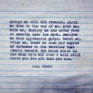 Robert M Drake Poetry