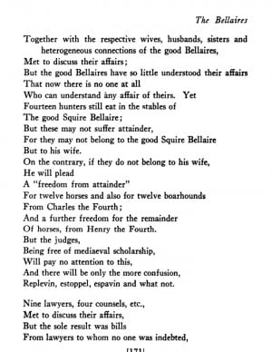 Poetry of Ezra Pound (The Bellaires) AUGUST 1914