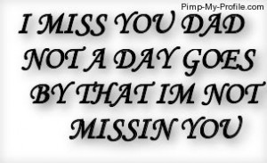 All Graphics » i miss you daddy