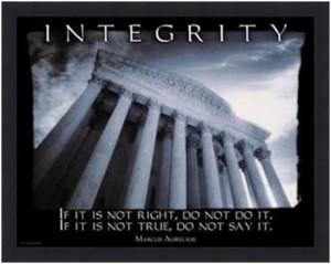 Honesty + Integrity + Providing Value = Success