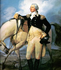 George Washington, The Sacred Fire of Liberty, First Inaugural Address ...