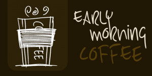 DK Early Morning Coffee font by David Kerkhoff - FontSpace