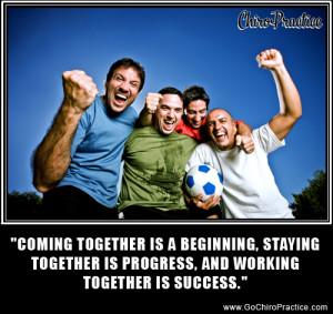 motivational quotes teamwork net motivational quotes teamwork because ...