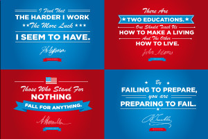 Inspirational Quotes for the 4th of July