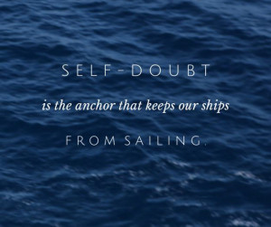 Self Doubt Quotes Page 2