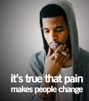 ... tags for this image include: pain, quotes, kid cudi, true and people
