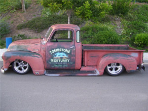 1948 Chevy Truck Patina