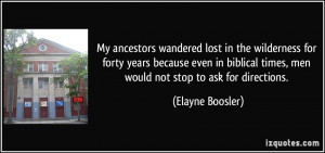 More Elayne Boosler Quotes