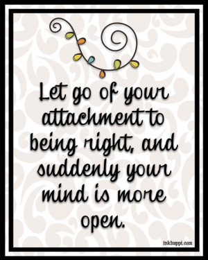 Letting go quotes, tips and free printables at inkhappi.com #lettinggo