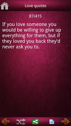 ... quotes , please download the lite version of love quotes from android