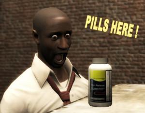 Left 4 Dead Pills Here!