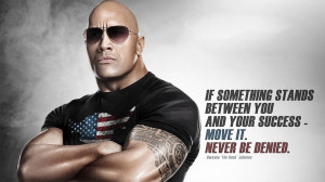The Rock Inspirational Quotes