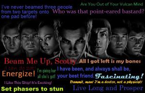 Star Trek Quote