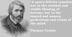 thomas carlyle quotes Thomas Carlyle Quotes