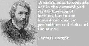 thomas carlyle quotes Thomas Carlyle Quotes