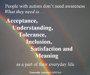 Autism Sayings For Facebook