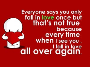 Valentines Day Cute Quote Of Love Image