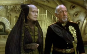 The Bene Gesserit and the Emperor.