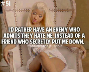 cute, i fell in love with this, nicki minaj, pretty, quote, quotes