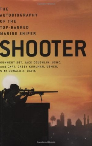 """... The Autobiography of the Top-Ranked Marine Sniper"""" as Want to Read"""