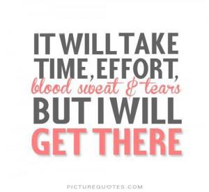 Effort Quotes