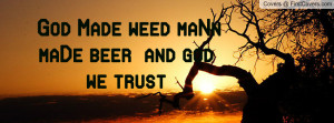 Facebook Quotes About Trusting God