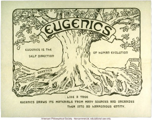 frequently used by eugenics organizations the text describes eugenics ...