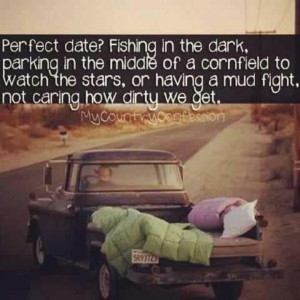 Perfect date: Buckets Lists, Pickup Trucks, Quotes, Perfect Dates ...