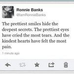 Ronnie banks quote