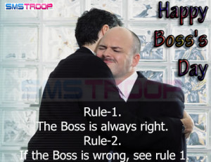 Day Quotes Happy Boss...