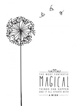 ... Disney black and white digital quote poster might just do the trick