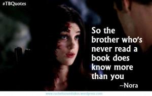True Blood Quotes S06E01 4 ~Nora