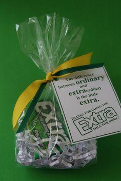 ... Volunteer Appreciation Gift Tags | Employee Appreciation Gifts More